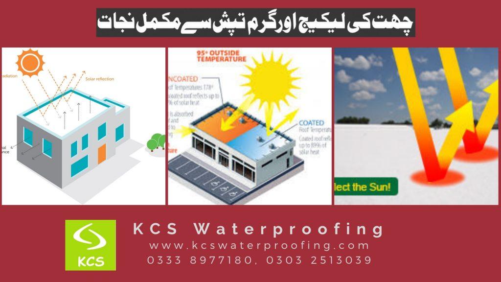 Roof Waterproofing Services – Roof Leakage Waterproofing